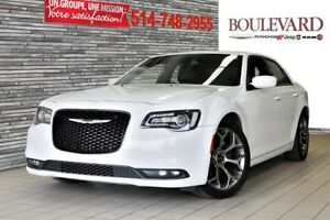 2017 Chrysler 300S TOIT PANORAMIQUE NAV CAMERA CARPLAY ANDROID A