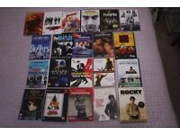 Job Lot of DVDs x21