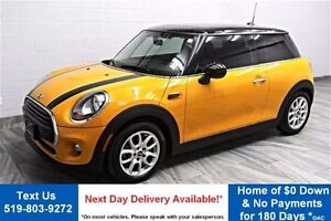 2016 MINI Cooper 3 Door LEATHER! HEATED SEATS! POWER PACKAGE! CR