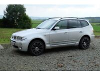 BMW X3 3.0 Sport Tiptronic Automatic in Absolutely Immaculate Condition