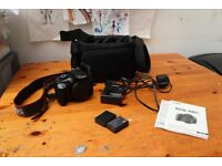 Canon EOS 1100D DSLR Camera Body Only & Accessories