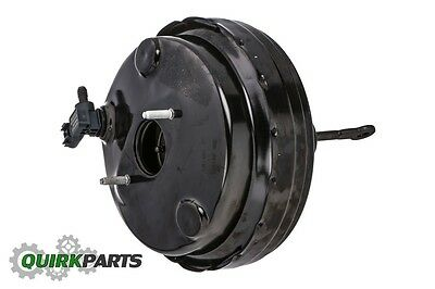 Jeep Brake Booster (11-17 JEEP WRANGLER POWER BRAKE BOOSTER OEM MOPAR)