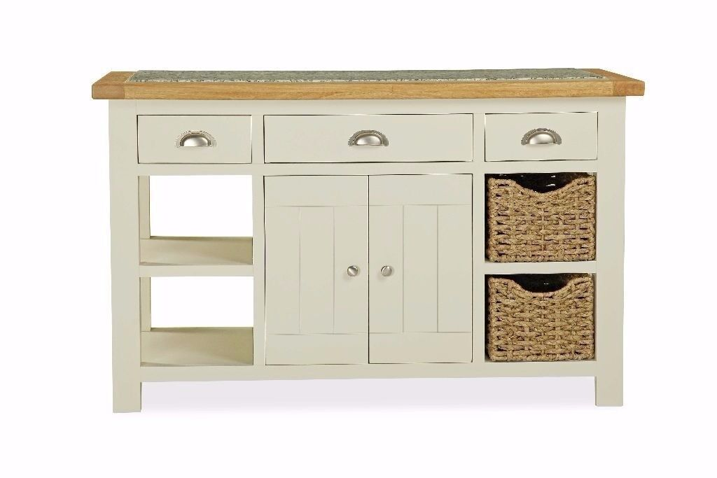 New Kitchen islands from £789 to £839, We have 3 to choose from.