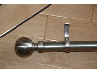 Extendable Metal Curtain Pole