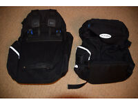 Altura cycle panniers - Rear side storage x2nr