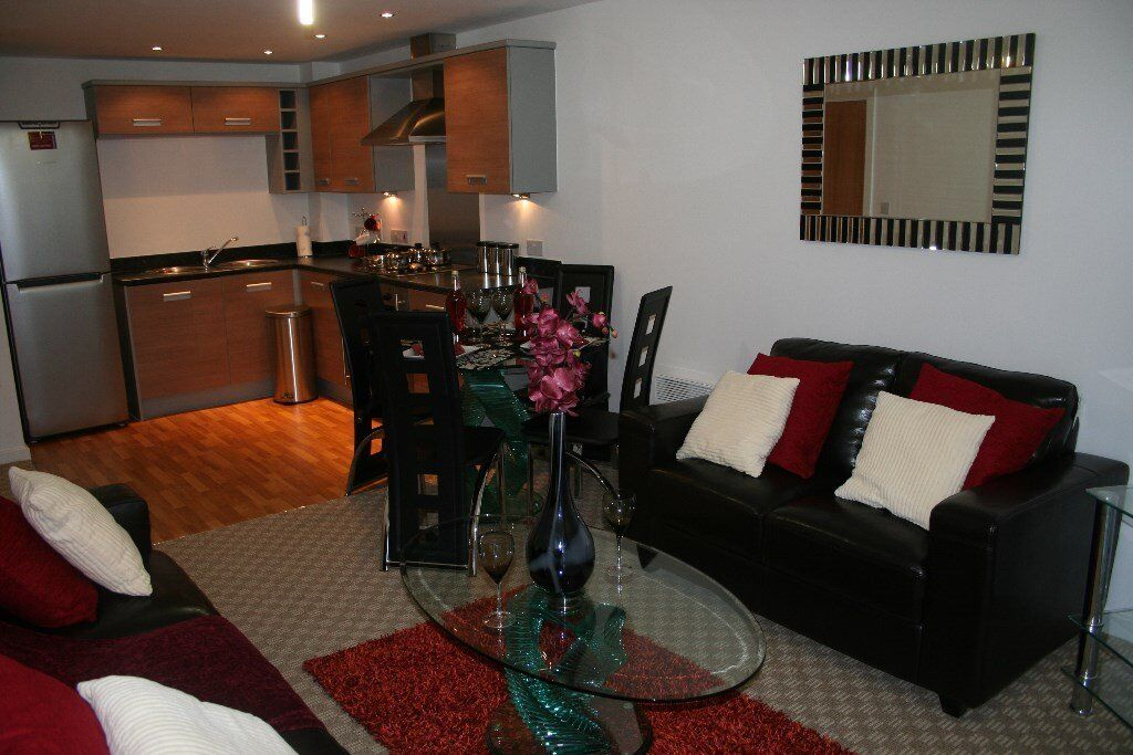 Salford Quays Pioneer House Two Bedrooms Apartment Flat