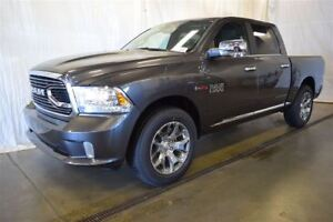 2017 Ram 1500 Limited +EcoDiesel+