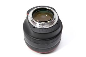Canon EF 85mm f1.2 L II USM Lens in mint condition