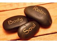 Full body massage 11am to 8pm New Opem
