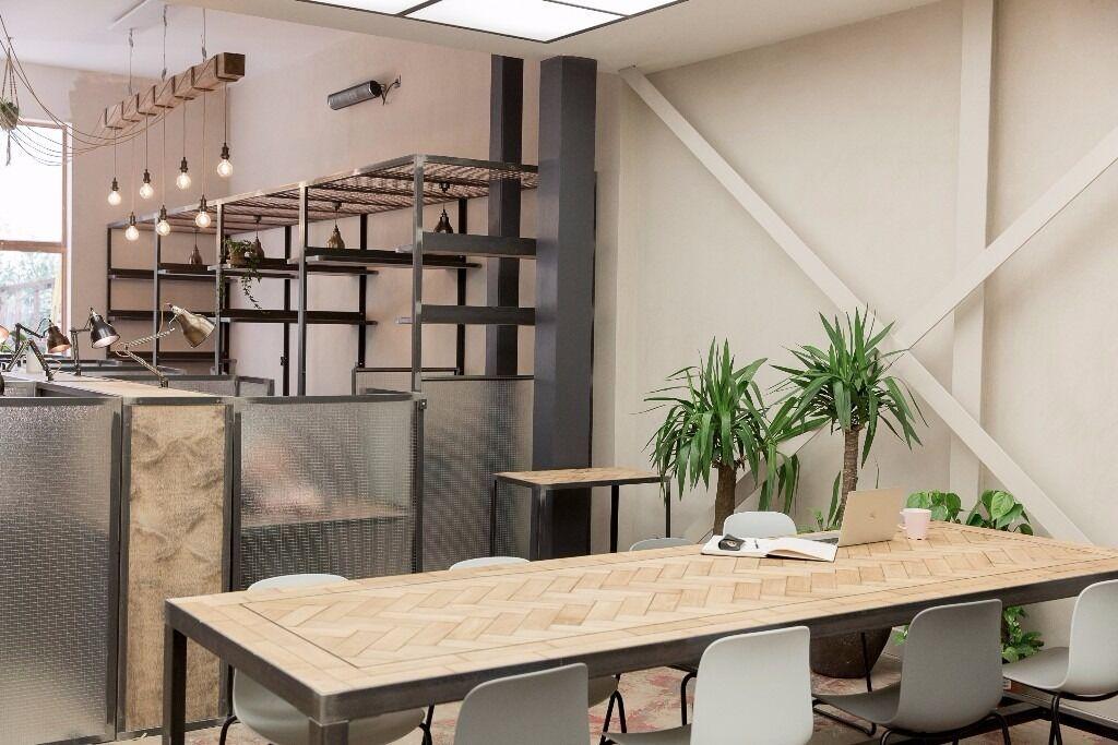 Creative Studio Coworking Desk Workspace Office Amp Garden