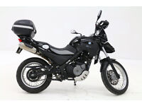 BMW G650GS (2015) with ONLY 1221 miles ---- PRICE PROMISE