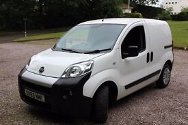 2013 Fiat Fiorino Van Ideal small economical and cheap with NO VAT