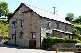 3 bedroom cottage available on farm until mid May, heating and most bills included. Dog Friendly