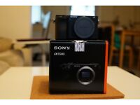 Sony A6500 Digital Camera with free Smallrig Cage