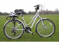 Raleigh Voyager Womens Hybrid Bike - Nearly New