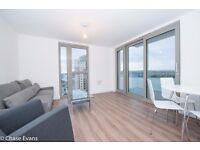 Waterside Heights, E16 - A spacious 2 bedroom property set on the 11th floor of Waterside Heights KJ