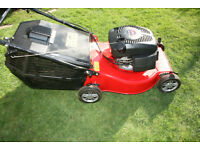 PETROL LAWNMOWER. Champion 46cm. Excellent Condition.
