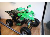 SALE !! New 200cc kandi sport quad with clutch and gears SALE !!
