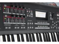 ▶️ NOW SOLD ◀️ Yamaha MOXF6 Synthesizer+512Mb Memory Exp+ >£70 Premium Synth Soundsets £525 ovno