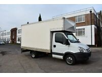 2007 (57) IVECO DAILY 35C12 XLWB LUTON VAN WITH TAIL LIFT NO VAT