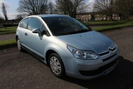 CITROEN C4 'BRAND NEW 12 MONTH MOT! EXCELLENT CLEAN CAR