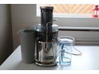 SAGE BJE410UK Nutri Juicer - Barely used