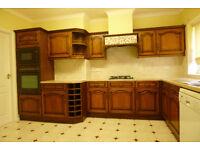 Used Oak Kitchen