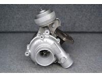 Turbocharger VJ36 for Mazda 3, 5, 5. - 2.0 CD - 141/143 BHP. 104/105 kW. Turbo.