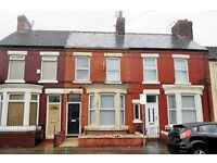 REDUCED 33 Richmond Park, Anfield. 3 bed midterrace with GCH & DG, close to amenities. LHA welcome.