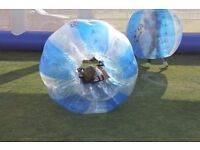 Soccer Stars Inflatable Fun Zone