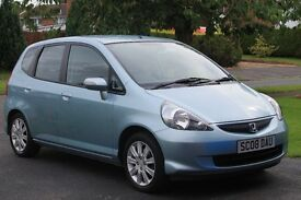 Very reliable Low Mileage Honda Jazz Automatic 5dr 1.4 MOT April 2017 Cheap to run and easy to drive
