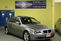 2006 BMW 530 xi *Rare 6 Speed*Leather*Roof*