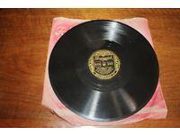 Brunswick Record - The Maids Of Cadiz & My Own