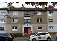 Lovely 2 beroomed, unfurnished, central Glenrothes flat