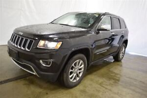 2016 Jeep Grand Cherokee Limited +Toit Ouvrant+