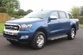 2016 Ford Ranger 2.2 Limited Manual