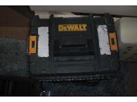 Dewalt Tstak Box