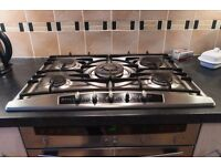 Neff Cooker Set comprising of Oven, Hob and Extactor