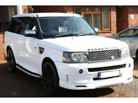 LOW MILAGE- RANGE ROVER HSE SPORTS 2.7 fully kitted & upgraded to looklike 2012 a real head turner!