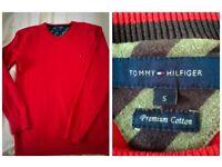 Genuine Tommy Hilfiger clothes