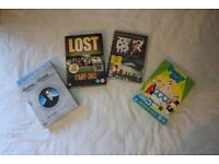 Mixed DVDs For Sale inc. Bourne Identity Boxset, Family Guy S5, Brand New Zero Dark 30 & Lost P1 S2