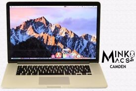 2015 Retina Display 15.4' Apple Macbook Pro Quad Core i7 2.5Ghz 16gb Ram 512GB Solid State Drive