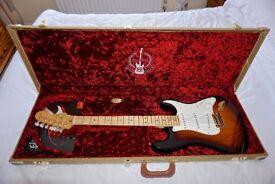 Fender Stratocaster Standard 60th Anniversary American made