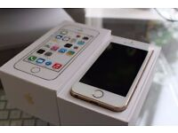 iPhone 5s 16Gb Gold on EE/Virgin/T-Mobile/Asda/Co-Op