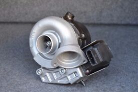 Turbocharger for BMW 120 d, 320 d - 150/163 BHP. Turbo. 49135-05671.