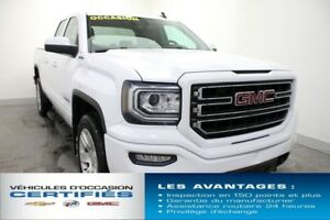 2017 GMC SIERRA 1500 4WD DOUBLE CAB ELEVATION *CAM REC ÉCR.TACT