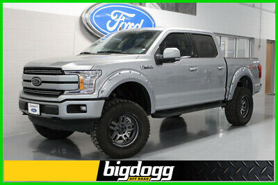 2020 F-150 Lariat 4x4 LIFTED/Wheels/Tires/Fender Flares