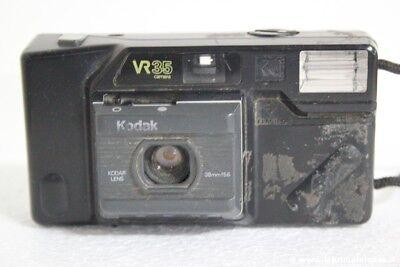 MACCHINA FOTOGRAFICA VINTAGE KODAK VR35  38mm f 5.6 - FOTOCAMERA DA COLLEZIONE