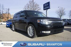 2013 Ford Flex SEL|AWD|WI-FI|REAR CAMERA|SUNROOF