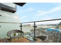 **Cornmill Lane, SE8*borders Greenwich*furnished 5th floor two bed*must see